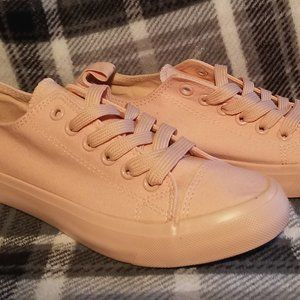 NWT - Blush Sneakers